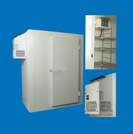 Kühlhäuser Kühlzellen